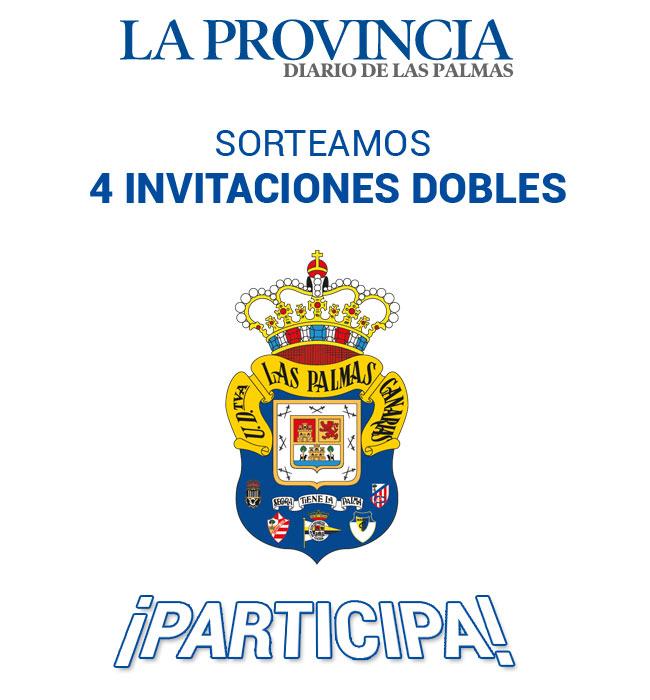 Ganadores de 4 entradas dobles UD Las Palmas - Athletic